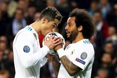 Ronaldo thúc Juventus chiêu mộ bạn thân Marcelo