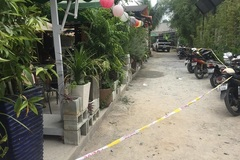 Nổ súng tại quán cà phê ở Bình Dương, một người bị trúng đạn