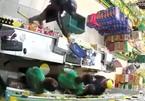 Bắt đối tượng dùng súng cướp cửa hàng Bách hoá xanh ở Sài Gòn