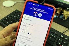 Ứng dụng NCOVI thêm tính năng quét QRCode hỗ trợ kiểm tra nhanh tình trạng sức khỏe người dân