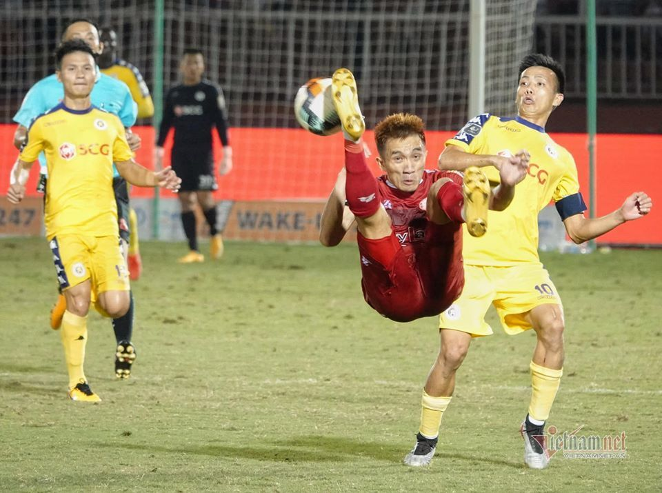 CLB TPHCM đua Hà Nội FC, Công Phượng có giúp thầy Chung đổi vận?