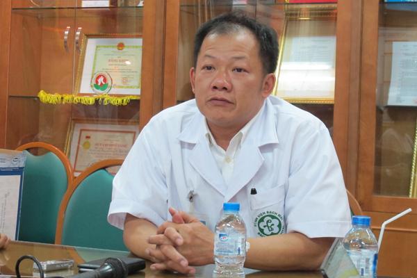 'Đồng nghiệp của tôi ở Bạch Mai chưa một ai lo sợ bị lây nhiễm Covid-19'