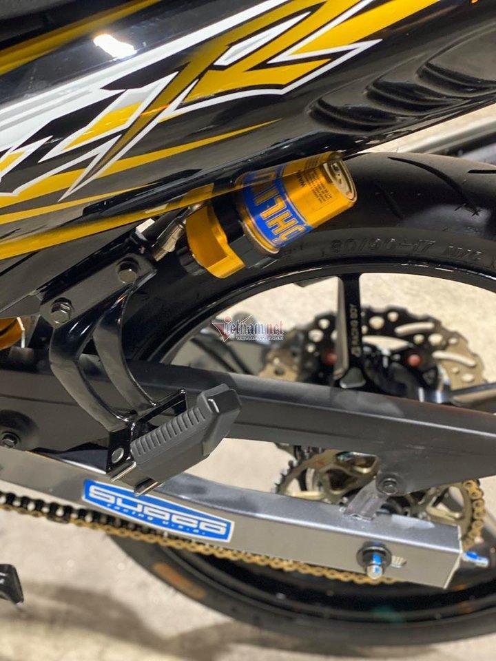 Yamaha 125ZR 20 năm tuổi ở Sài Gòn giá gần nửa tỷ