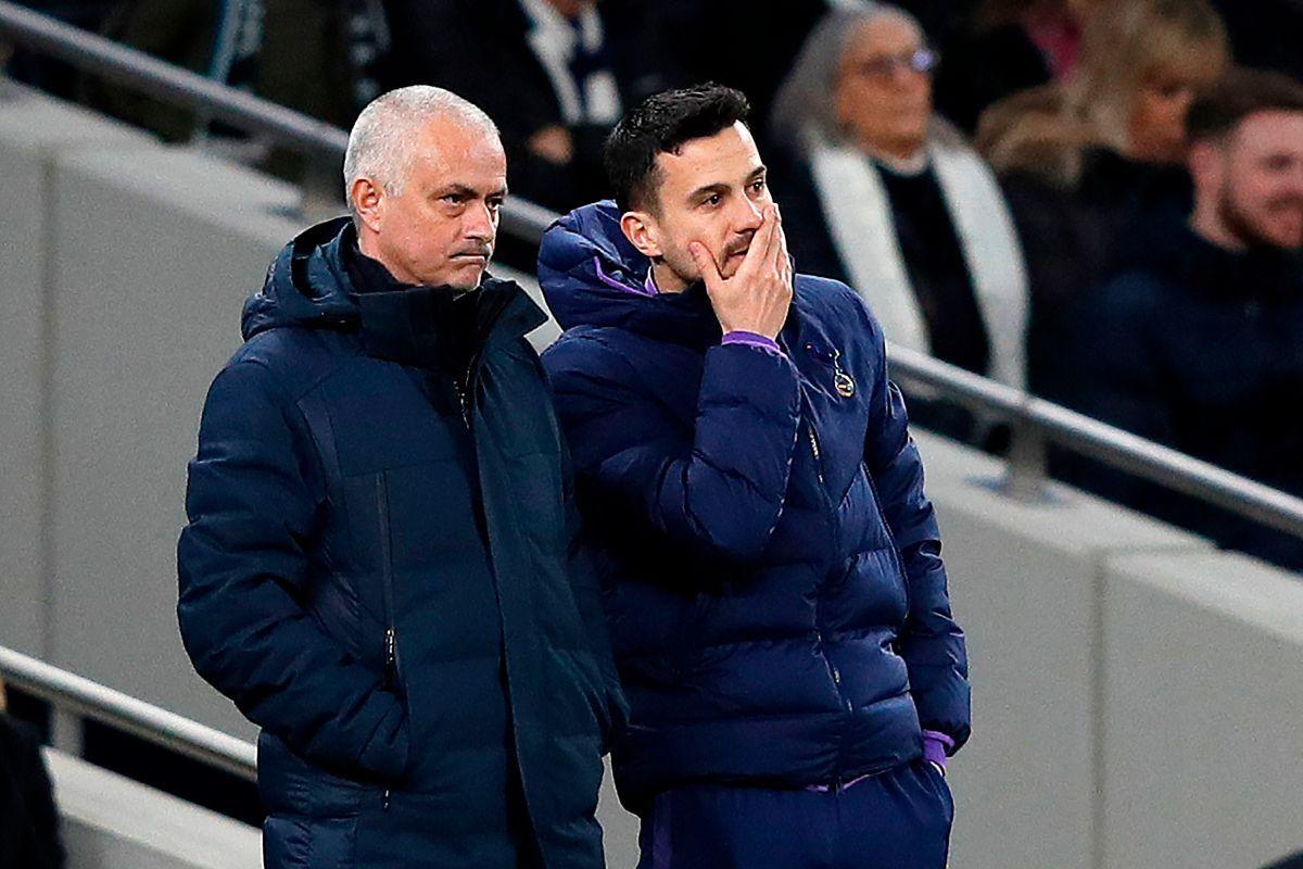 Mourinho: Cơn bấn loạn giữa tâm xoáy Covid-19