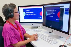 Chuyên gia RMIT: Bài giảng cho dạy online phải giúp người học cảm nhận người thật, giao tiếp thật