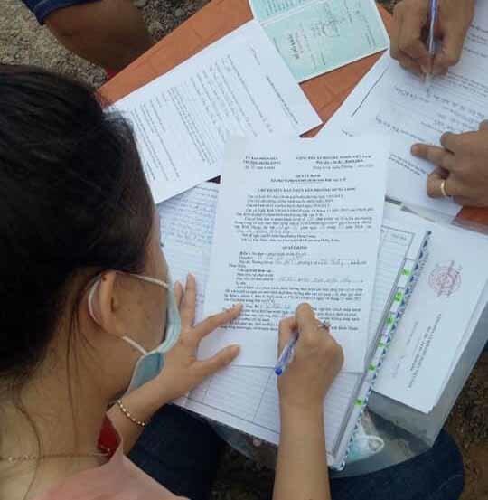 Bình Thuận lập chốt, phạt không đeo khẩu trang 200 nghìn