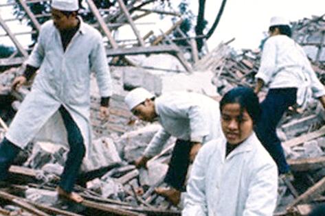 Những lần bệnh viện Bạch Mai vượt qua hiểm nguy
