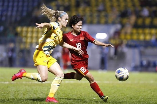 Women's national football team maintain top position in Southeast Asia