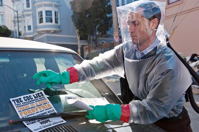 Phim 'Bệnh truyền nhiễm' gây sốt khi dự báo chính xác đại dịch