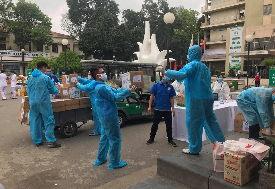 Giám đốc BV Bạch Mai: 'Chúng tôi quyết tâm ngăn chặn sự lây nhiễm ra cộng đồng'
