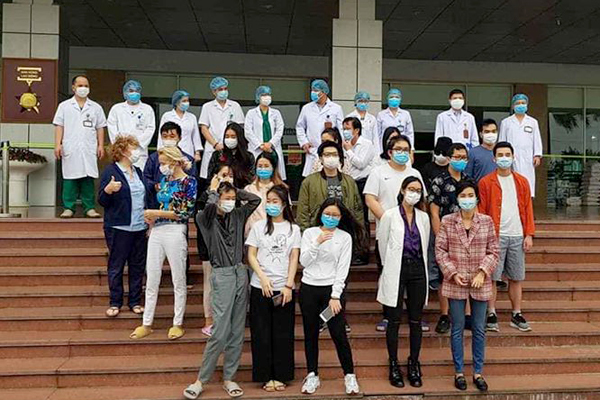 27 ca mắc Covid-19 tại Hà Nội đã khỏi bệnh