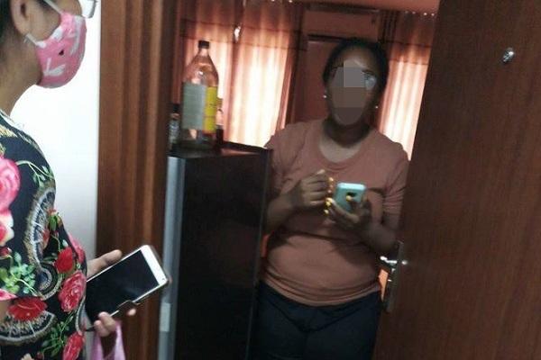 Tìm thấy nữ du khách Mỹ bỏ trốn khi đang làm thủ tục cách ly ở Đà Nẵng