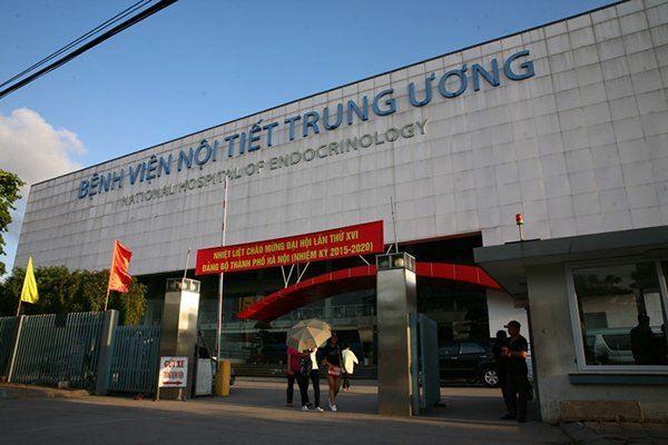 BV Nội tiết Trung ương cách ly 19 nhân viên công ty Trường Sinh