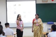Teacher brings borderless classroom to ethnic students