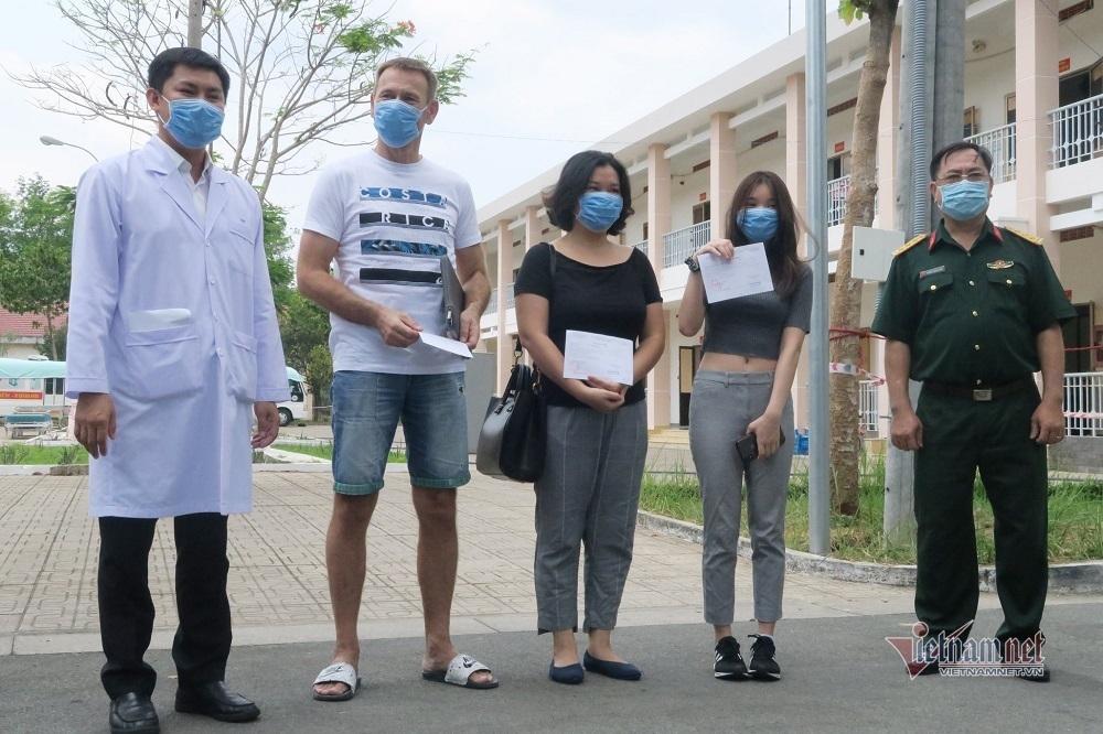 Thêm ba bệnh nhân dương tính trở lại với nCoV