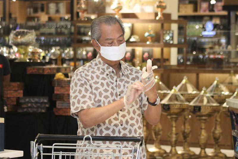 Thủ tướng Malaysia 'vi hành', xem dân chống dịch Covid-19
