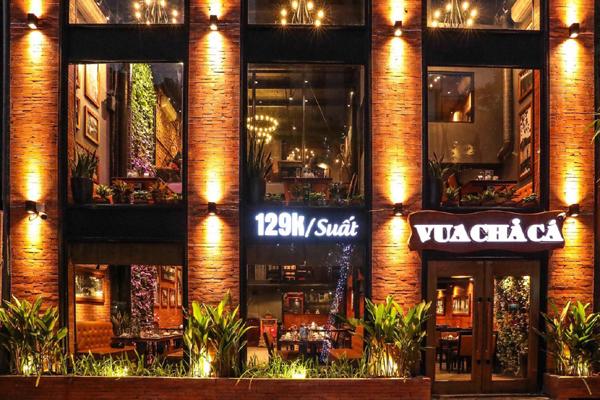 Chuỗi nhà hàng Vua Chả Cá góp 2500 suất ăn chống dịch Covid-19
