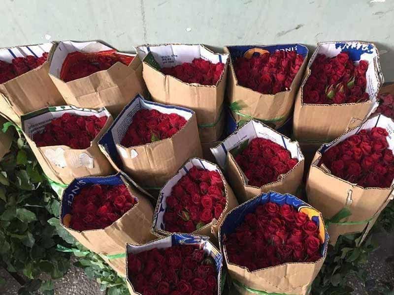 Một lời rao bán hết 700 bánh mỳ, 5.000 bông hồng, yên tâm nghỉ chống dịch