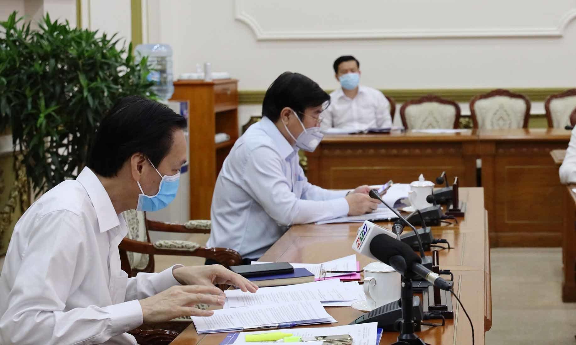 Chủ tịch TP.HCM: BV Chợ Rẫy không để xảy ra như BV Bạch Mai
