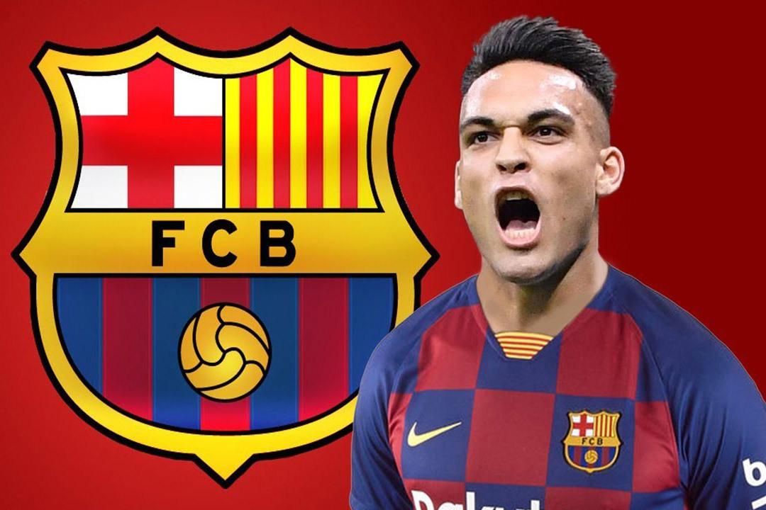 Barca dùng 3 cầu thủ đổi lấy Lautaro Martinez