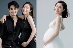 Hoa đán Dương Di khoe ảnh mang thai con đầu lòng cùng chồng kém 5 tuổi