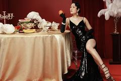 Hoa hậu Tuyết Nga: 'Khi yêu, đừng giấu diếm nhau điều gì'