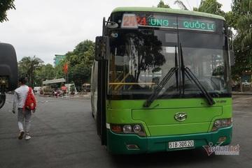 TP.HCM cho xe buýt hoạt động trở lại từ ngày 5/10