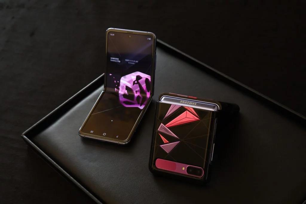 Galaxy Z Flip phiên bản đặc biệt vừa được ra mắt