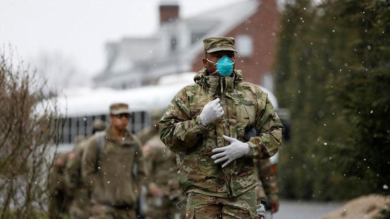 Lầu Năm Góc xác nhận quân nhân Mỹ đầu tiên chết vì Covid-19