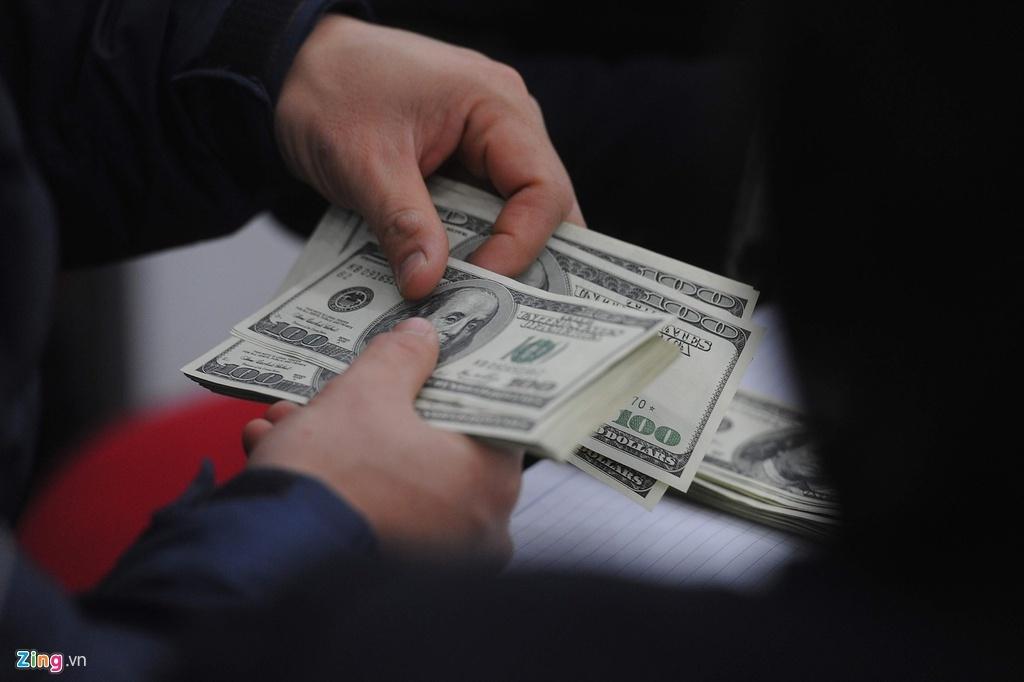 Diễn biến lạ trên thị trường tỷ giá USD