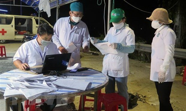 Vietnam confirms 204 COVID-19 cases, a 10-year-old boy as the latest