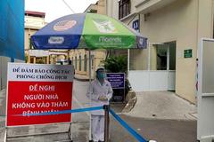 Gỡ phong toả tại bệnh viện Xanh Pôn