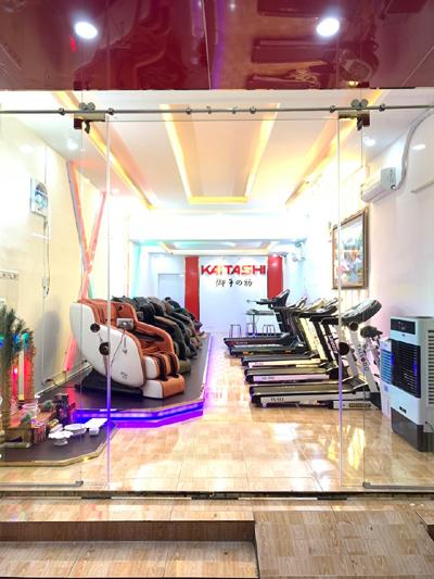 Địa chỉ mua ghế massage Kaitashi chính hãng ở Cần Thơ