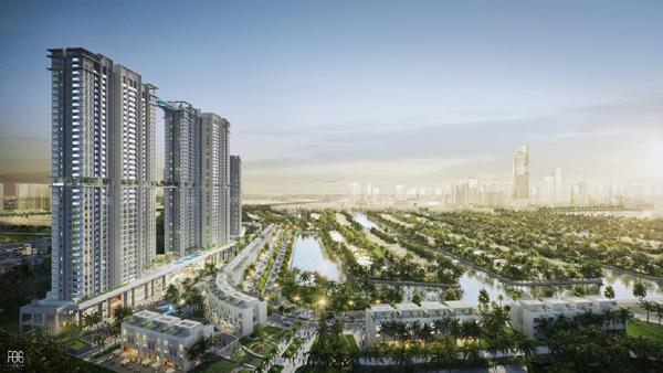 Dịch Covid-19 tan, nhà đất 'xanh' sẽ thống lĩnh thị trường bất động sản