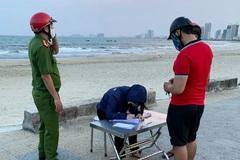 Đà Nẵng, Quảng Ninh phạt nóng hàng loạt người ra đường không đeo khẩu trang