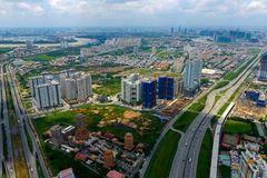 Thủ tướng duyệt thay đổi định hướng quy hoạch nhiều khu đất ở quận 9