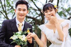 Chuyện tình 'đôi bạn cùng tiến' của cặp đôi Việt - Trung