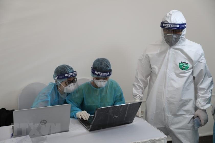 Hanoi deploys rapid COVID-19 test in community