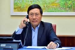 Nhật Bản hỗ trợ Việt Nam hơn 43 tỉ đồng đối phó với dịch