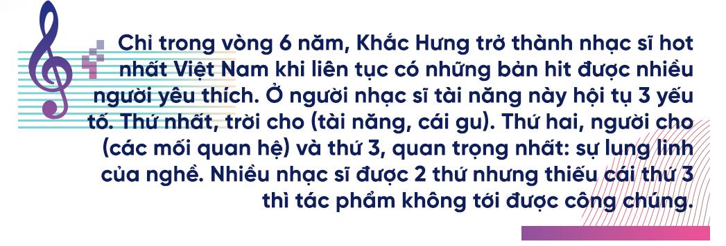 Khắc Hưng,Ghen Cô Vy