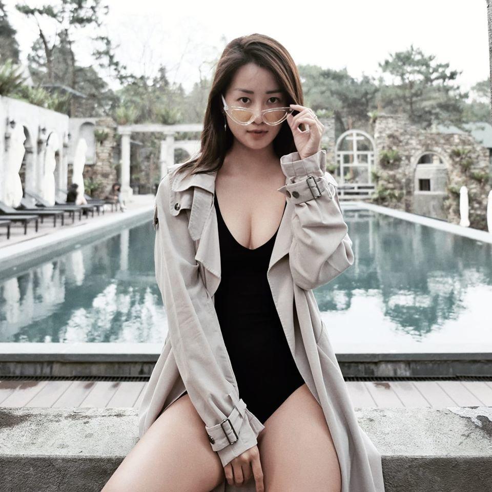 Phóng khoáng, cá tính như Quỳnh Chi VTV