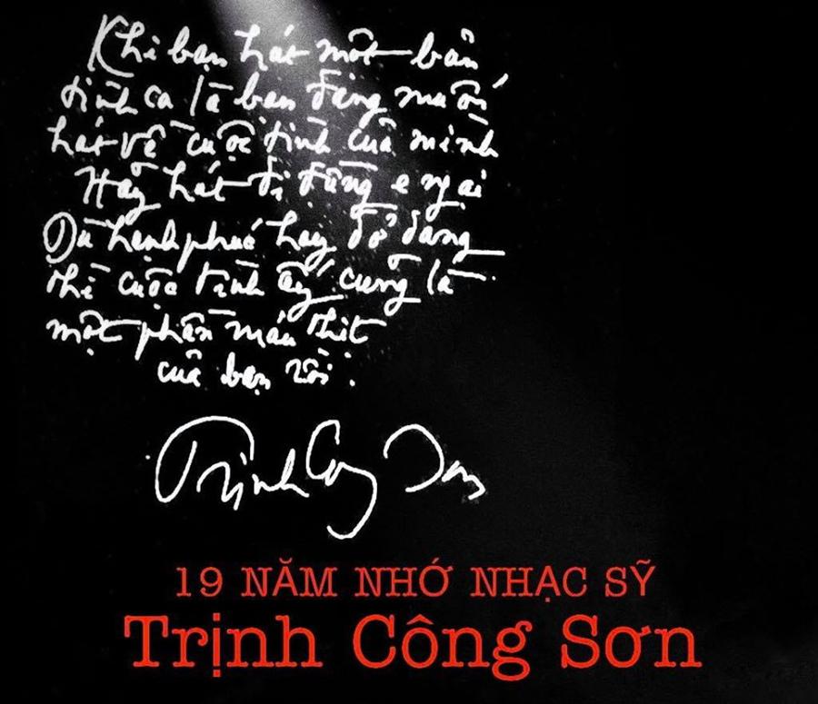 Đức Tuấn, Trần Mạnh Tuấn diễn trực tuyến tưởng nhớ Trịnh Công Sơn
