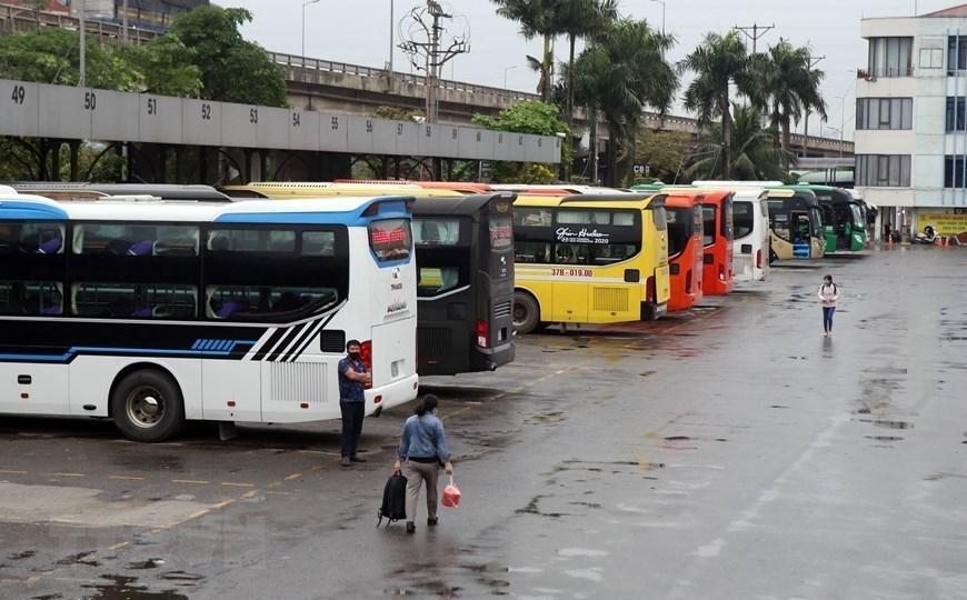 Limiting transport from, to Hanoi, Ho Chi Minh City