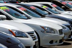 """Dịch Covid-19 """"đẩy lùi"""" doanh số bán xe tại Hoa Kì trong tháng 3"""