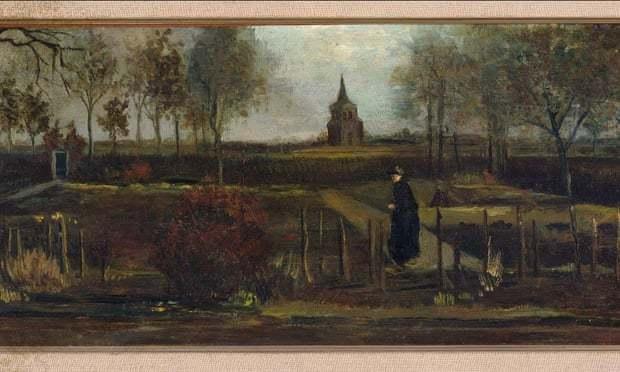 Bức tranh trị giá hơn 145 tỷ đồng của Van Gogh bị đánh cắp