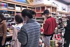 Chen chúc đi siêu thị, chưa đói vì thiếu lương thực đã có nguy cơ cao nhiễm Covid