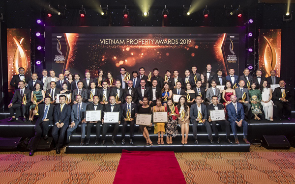 Giải thưởng BĐS Việt Nam - Điểm sáng của ngành trong mùa dịch Covid-19