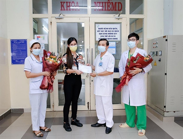 Vietnam's 32nd COVID-19 patient discharged, confirms will lead charity fund
