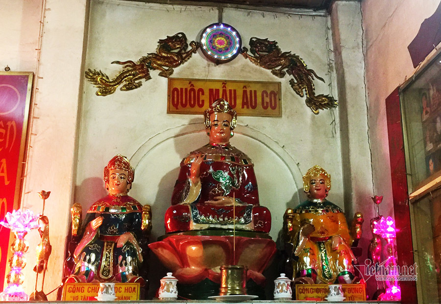 Đền thờ vua Hùng gần 50 năm tuổi ở Sài Gòn
