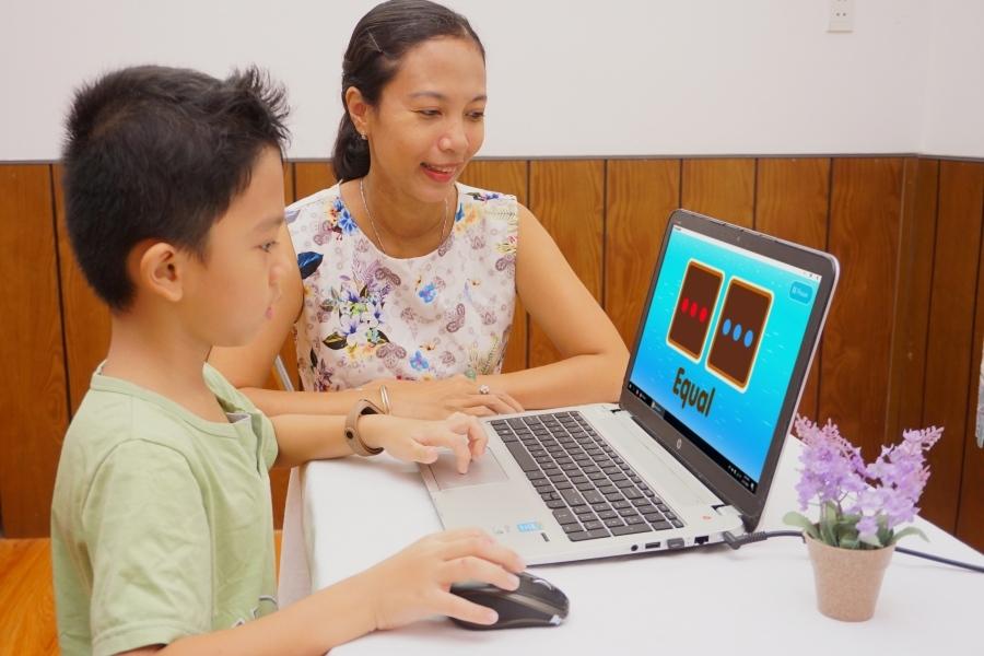 Miễn phí 100% ứng dụng học Toán, Tiếng Việt cho trẻ trong mùa dịch